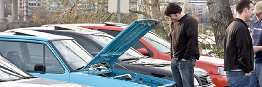 Как продать старую машину